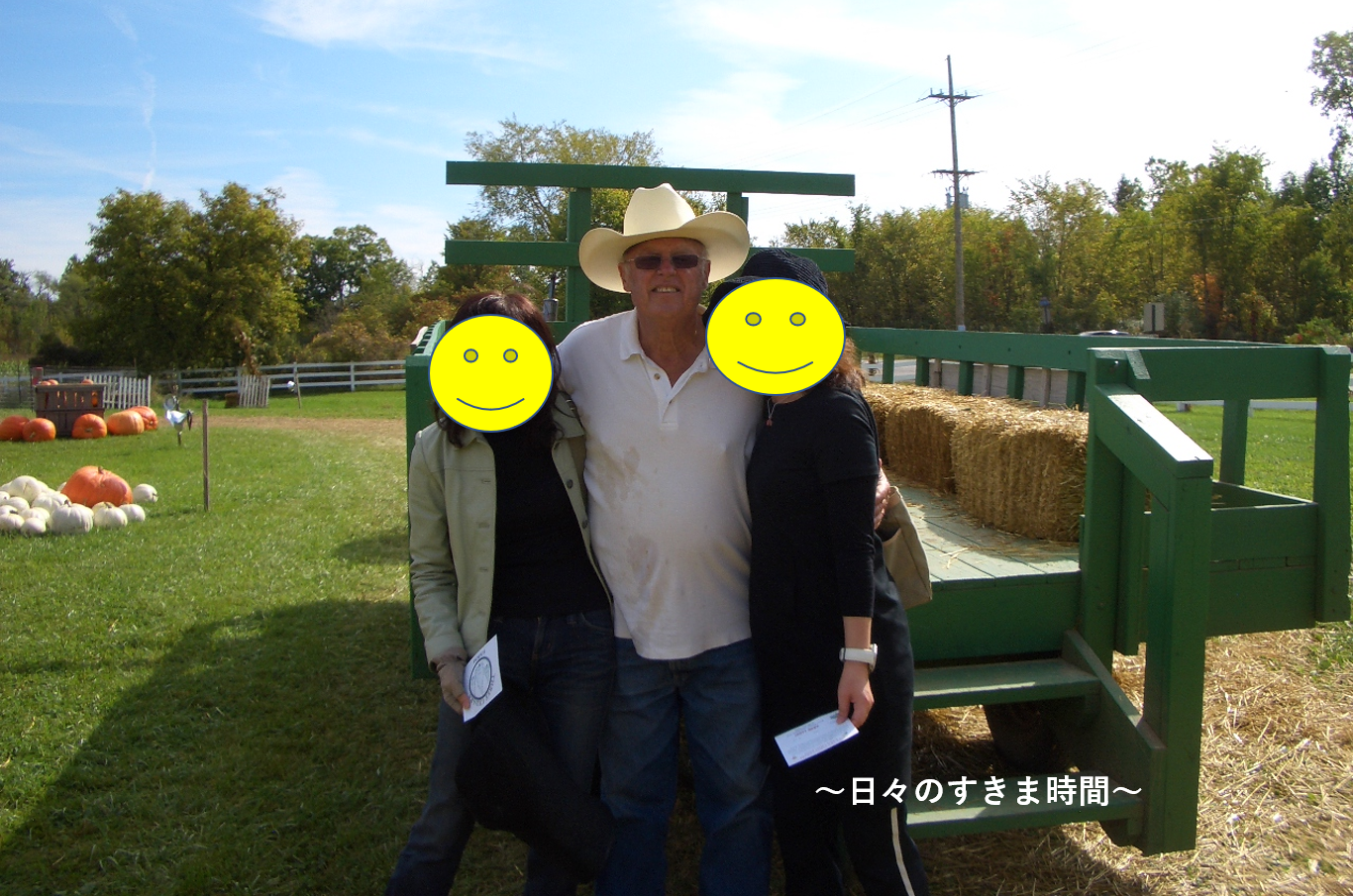 Three Cedars Farmのおじさま