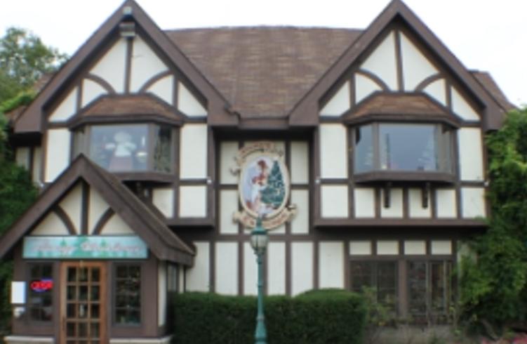 Canterbury Villageの外観